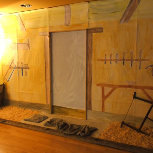 Die Werkstatt des Josef